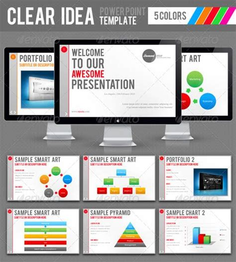 best powerpoint template design 22 best presentation design images on