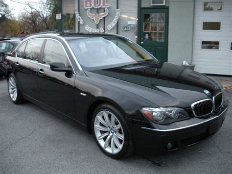 bmw extended warranty options 2007 bmw 7 series 750li bmw cpo certified extended 100k