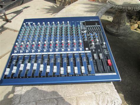 Mixer Yamaha Mg 16 Fx yamaha mg16 6fx image 854642 audiofanzine