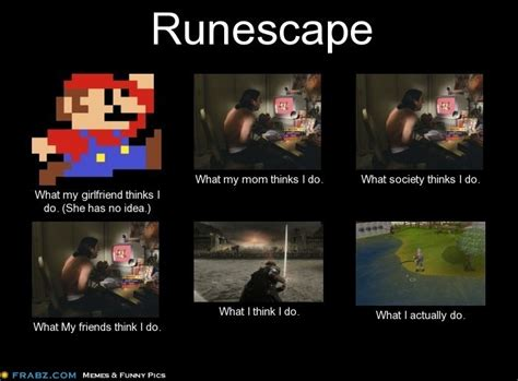 Runescape Meme - 27 best images about runescape on pinterest addiction