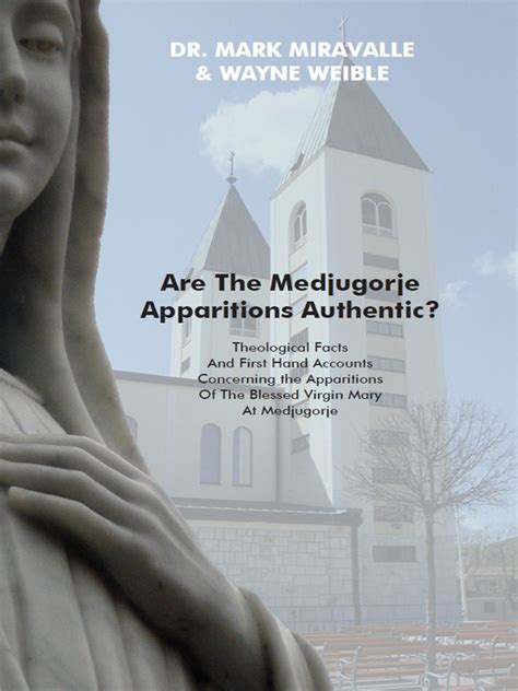 the of medjugorje books book are the medjugorje apparitions authentic