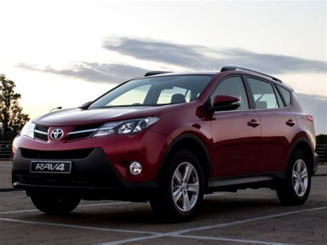 Toyota Suv New Launch News Toyota Launches New Rav4 Compact Suv In Sa
