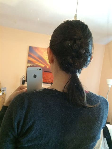 wikihow braid how to french braid 14 steps with pictures wikihow
