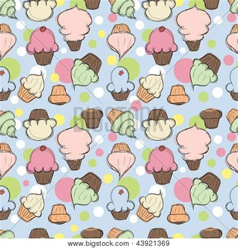 imagenes gratis en shutterstock cupcakes animados fondos imagui