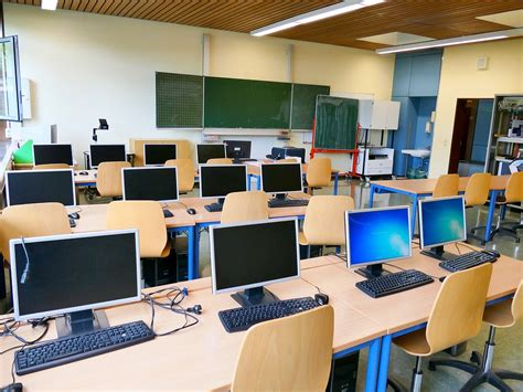 school computer room design free photo computer room computer free image on pixabay 1699438