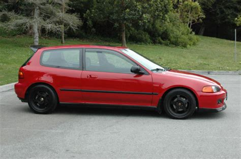 honda civic   clean title  reserve original paint hatchback classic honda