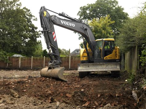 volvo excavator ecr vrents construction equipment hire