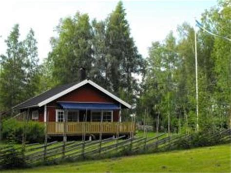 Swedish Lakeside Cabins by Family Holidays In Sweden
