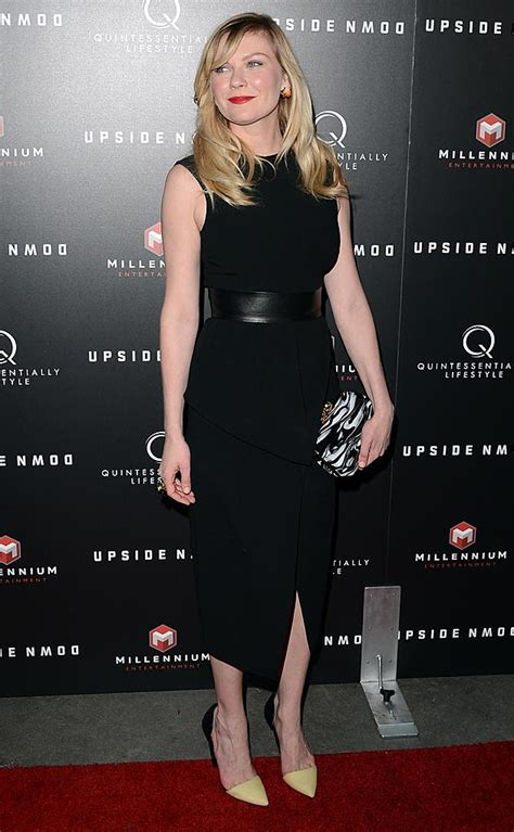 Worst Dressed Of The Day Kirsten Dunst Oscars Edition by Best Worst Dressed Of The Week Kirsten Dunst Fergie
