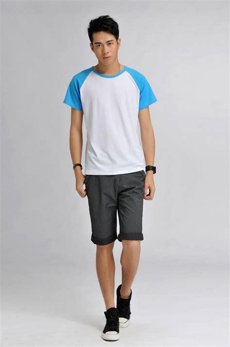 Kaos Black 4 20 Kaos Pria kaos polos katun pria o neck size l 86205 t shirt