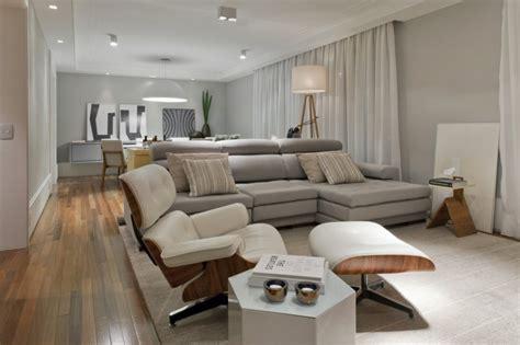 Living Room Concept Stylish Interior Apartment Design Concept Living Room