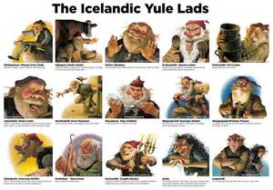 Christmas yule lads of iceland twelve days of christmas fun facts