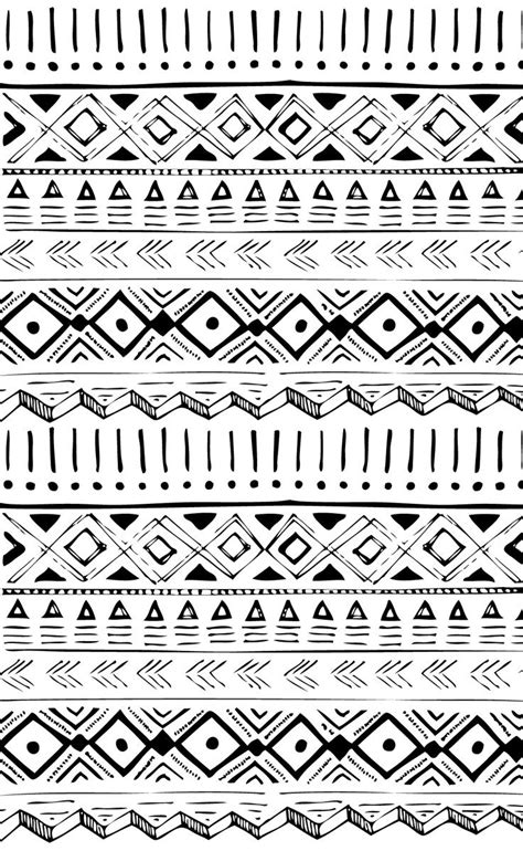 tribal indian pattern cmyk leggings hand drawn native americans and culture