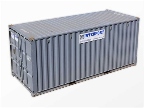 Shipping Container steel shipping containers for sale or rent interport