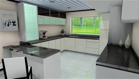 desain layout dapur kumpulan desain dapur aluminium minimalis terbaru 2016