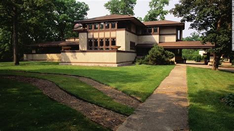 willits house frank lloyd wright in 5 buildings cnn