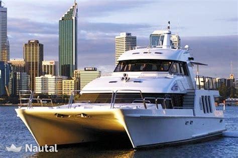 catamaran charter perth unvergessliche party auf luxusboot f 252 r 118 personen in