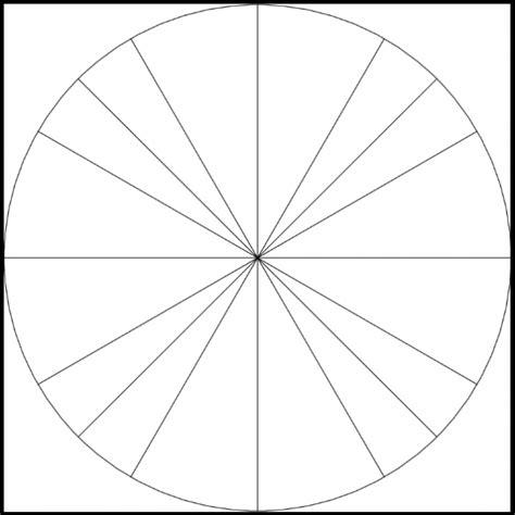 printable unit circle blank printable blank unit circle pdf worksheet template