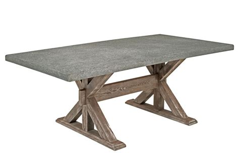 concrete outdoor table concrete dining table cement table rustic chic custom