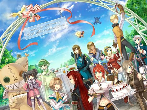 Tales Of Abyss Wallpaper Hd | tales of the abyss wallpapers wallpaper cave