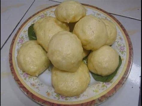 Cara Membuat Cakwe Isi Bengkoang | resep dan cara membuat bakpau isi kacang youtube
