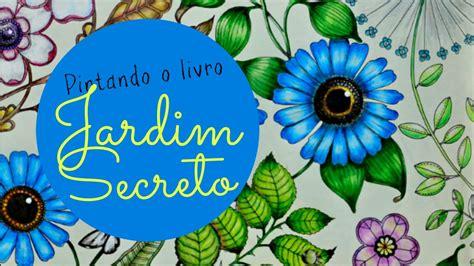 secret garden coloring book where to buy secret garden coloring book jardim secreto flor azul