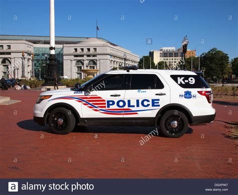 K9 Vehicle Search Metropolitan Department K 9 Vehicle Outside Union Station Stock Photo Royalty