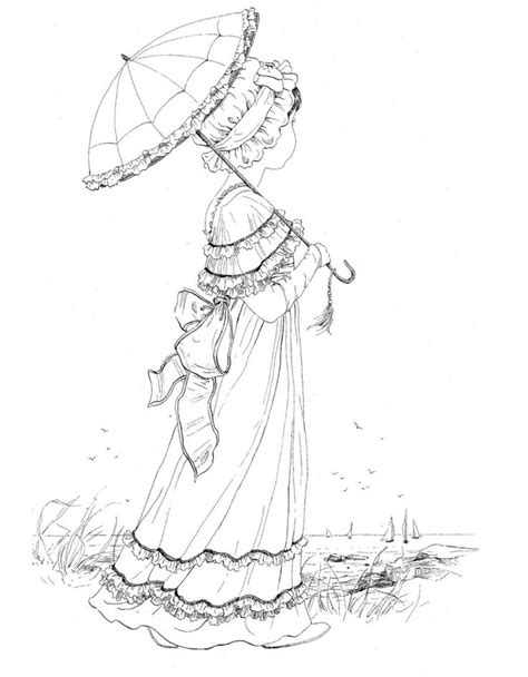 coloring pages for adults victorian 17 best images about adult victorian coloring pages on