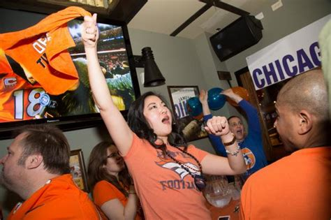 chicago the band fan club chicago bronco nation local fans flock to wrigleyville