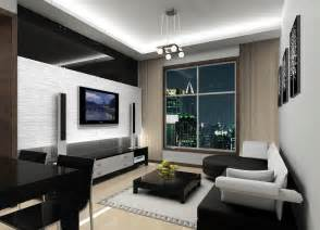 Gray fashion living room interior design   3D house, Free 3D house pictures and wallpaper