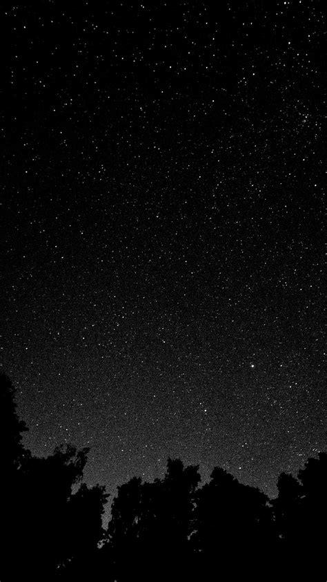 mt starry night sky star galaxy space white black