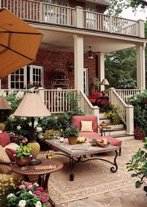 great outdoor rooms 50 stylish outdoor living spaces style estate
