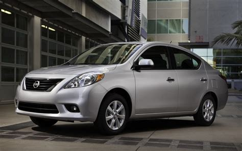small engine maintenance and repair 2011 nissan versa instrument cluster 2012 nissan versa priced from 10 990