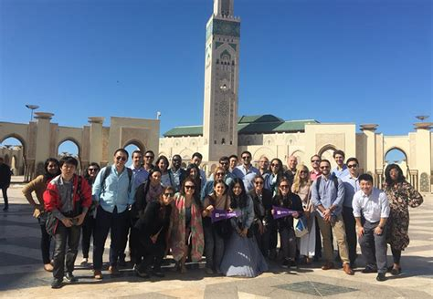 Nyu Mba Fall 2018 by Global Mba Students Take 2018 Quot Doing Business In