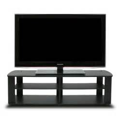 ebay home decor black tv stand entertainment center living room furniture