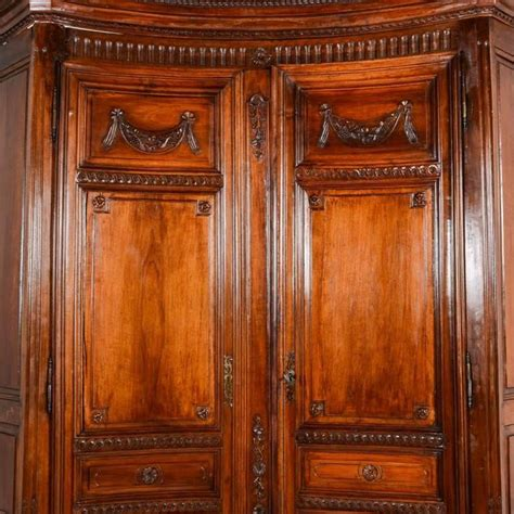 corner armoire circa 1840 for sale at 1stdibs