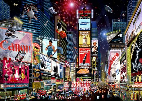 time square times square new york most visited spot 2013 travel