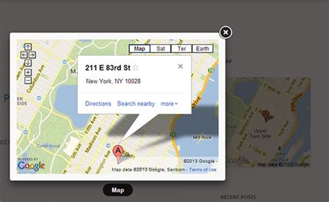 google themes location how to add google maps in wordpress