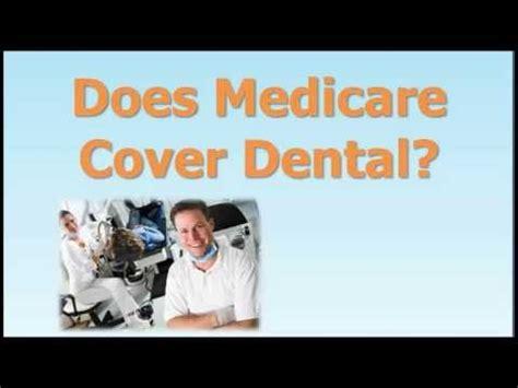 does medicare insurance cover dental medicare medics