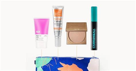 9 Beach Makeup Products That Won't Budge (Even If You Swim