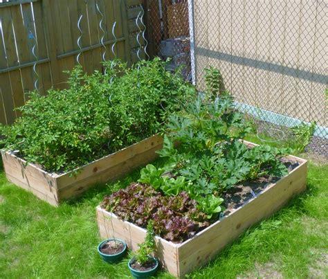 ana white cedar raised garden planter diy projects