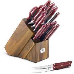 Walmart Kitchen Knives Paula Deen 17 Piece Cutlery Block Set Walmart Com
