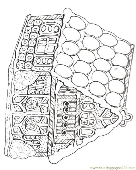 gingerbread house coloring pages printable free coloring pages of gingerbread houses