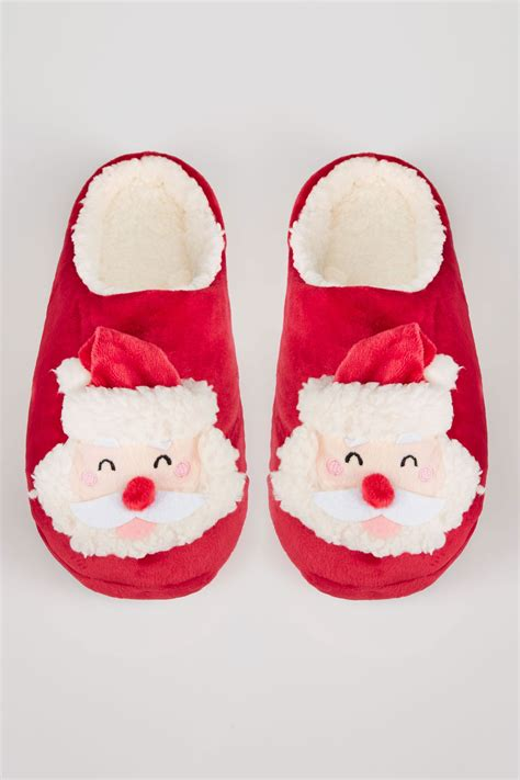 Sprite Amazon Gift Card - red father christmas mule slipper size 5 to 10