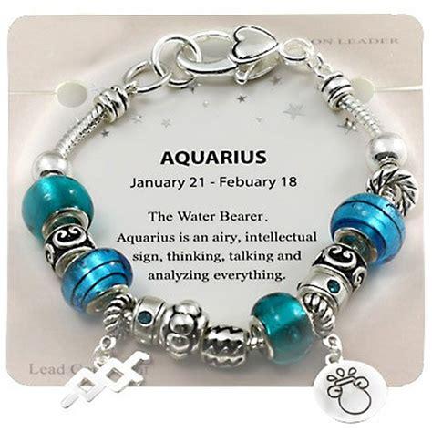 Pandora Zodiac Charms Aquarius Sterling Silver P 894 aquarius zodiac sign charm bracelet pandora inspired