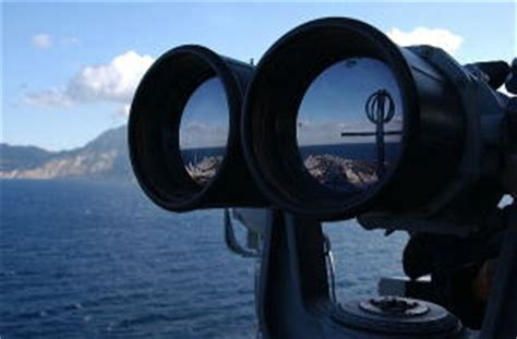 Armchair Sailor How Do Binoculars Work Explain That Stuff