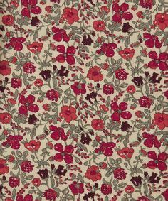 liberty upholstery fabric uk floral mawston meadow cotton in pollen nesfield