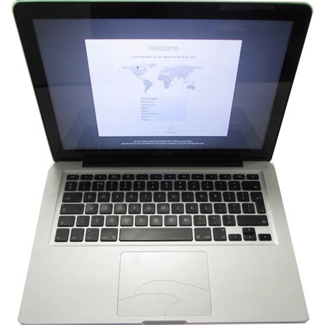 Macbook Pro A1278 I7 apple macbook pro a1278 i7 2620m 2 7ghz 8gb 500gb macos high 10 13 1 b refurbished laptops