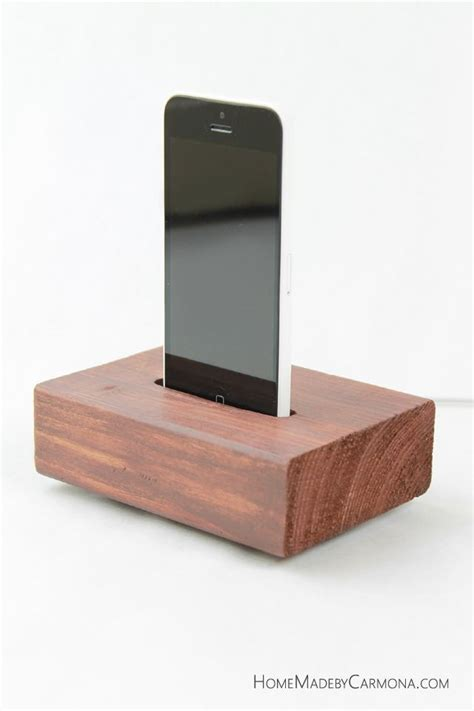 diy wood charging station best 25 phone charging stations ideas on pinterest