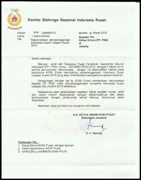 waduuuh beredar surat palsu rekomendasi izin koni untuk isl jpnn